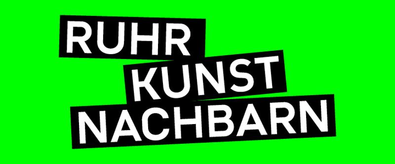 Logo RuhrKunstNachbarn