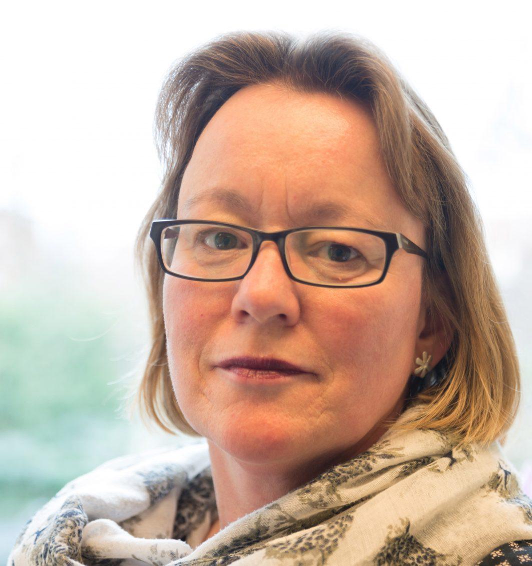 Die Leiterin des kommunalen Integrationszentrums im Kreis Lippe Alexandra Steeger im Porträt