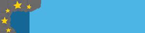 Europa Verstehen blaues Logo