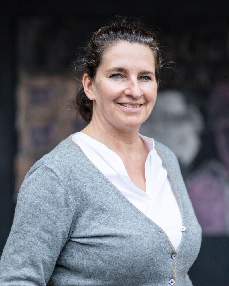 Direktorin Birgit Weniger