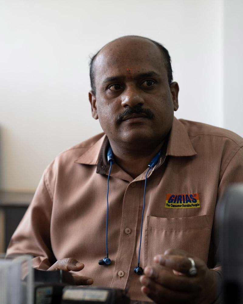 Dinesh M. D