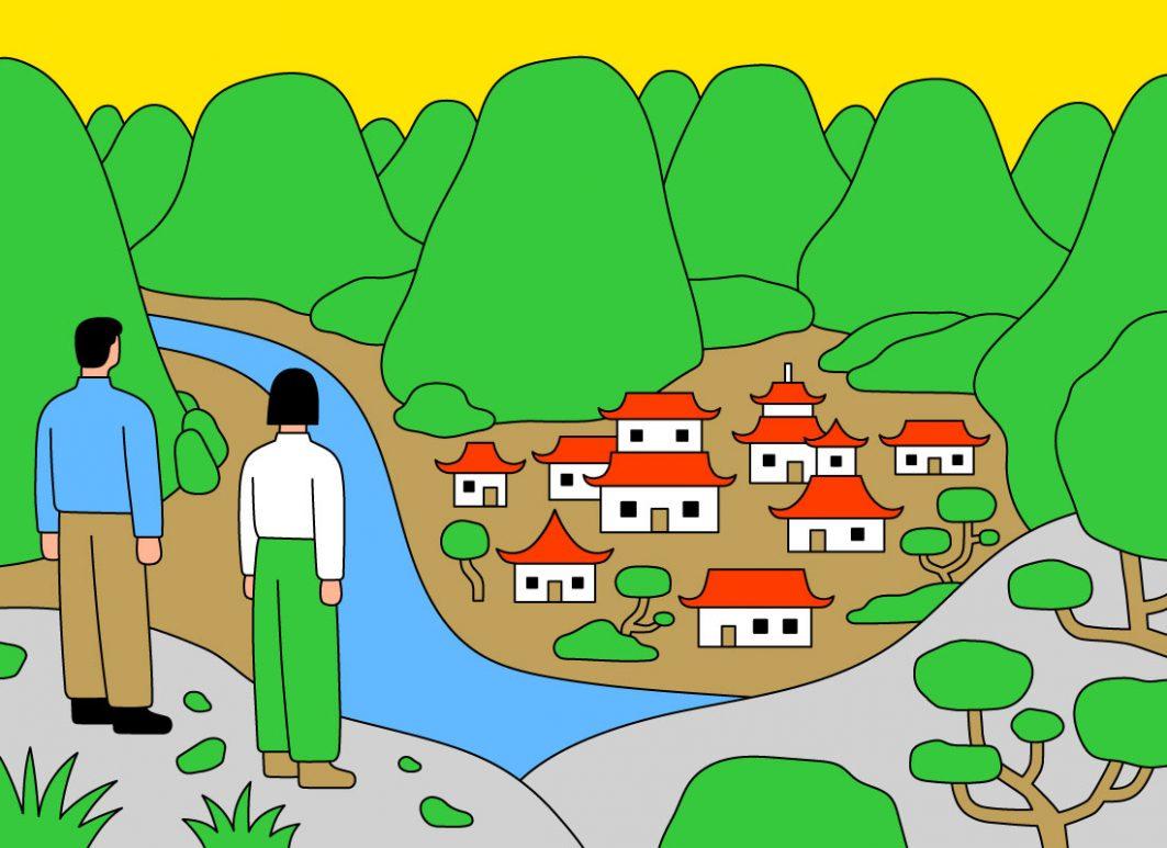 """Das eigene Dorf im Fokus der Unterstützung: Sogenannte """"soziale Organisationen"""" helfen in ländlichen Regionen auf gemeinnützige Art."""