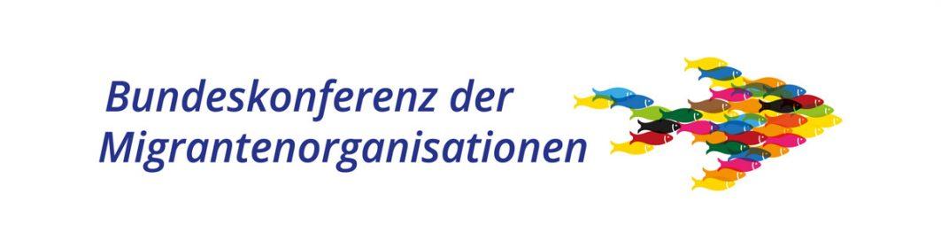 Logo Bundeskonferenz der Migrantenorganisationen