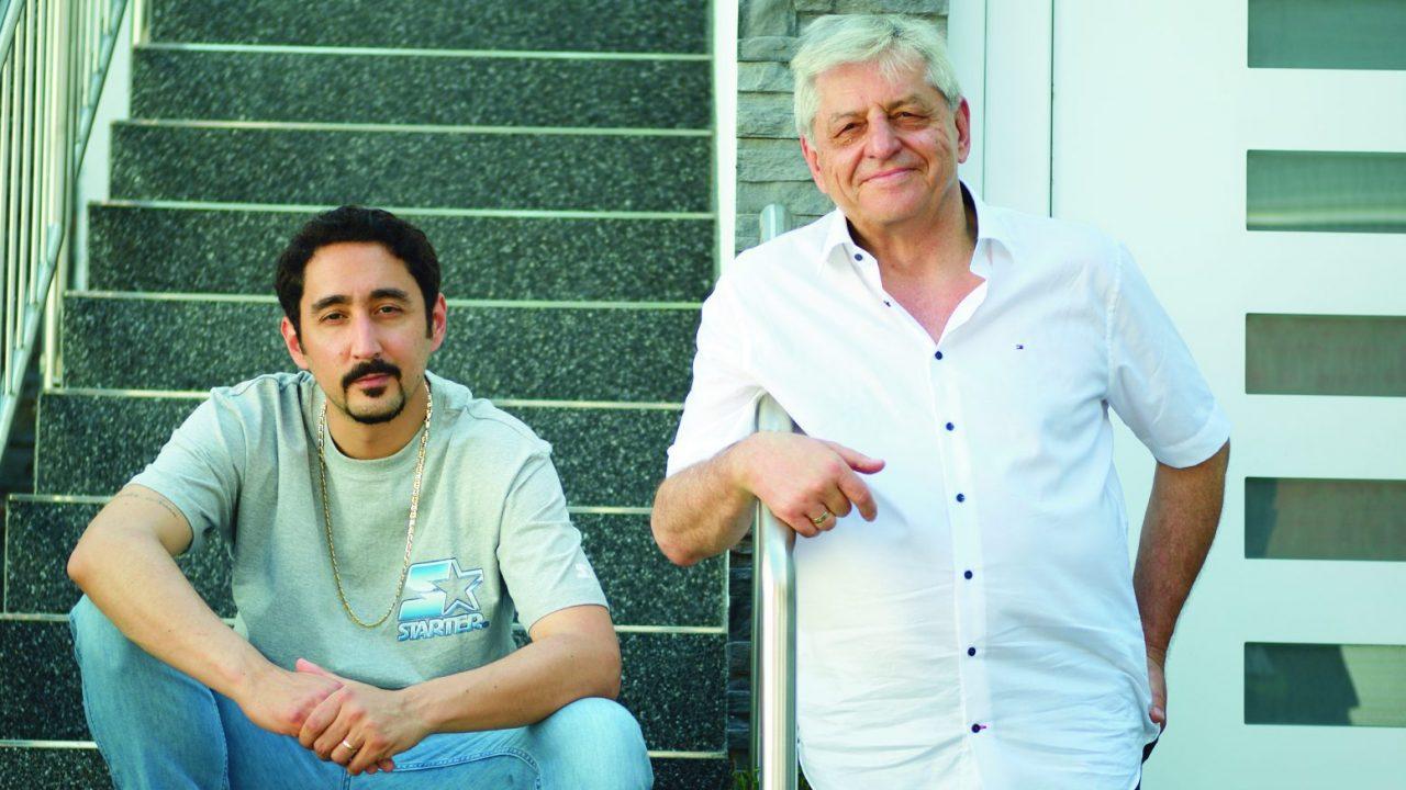 Eko Fresh und Nadim Hazar