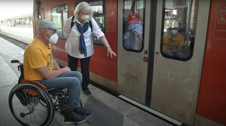 Mobilitätswende barrierefrei? Ein Test mit dem Rollstuhl